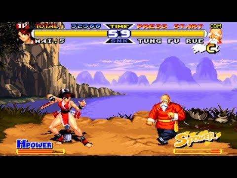 Top 10 Neo Geo CD Games