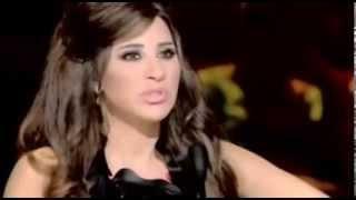 arab got talent نجوى كرم تهرب من رجل أكل عقرب وثعبان في