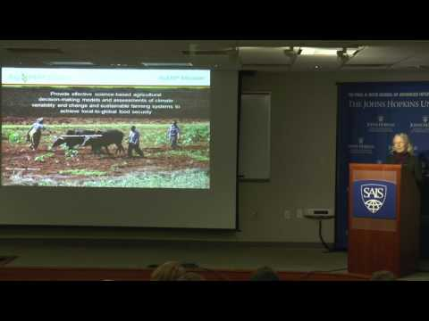 Food, Farmers, and Climate: Report from the AgMIP