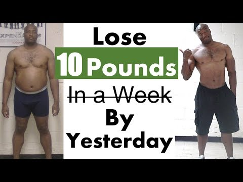 How to Lose 10 Pounds in 3 Days �� the Best Workout to Lose Weight Fast