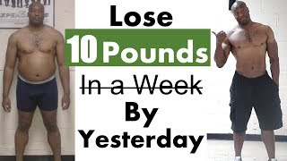 Exercises to Lose Weight - How to Lose 10 Pounds in  3 Days 👉 the Best Workout to Lose Weight Fast