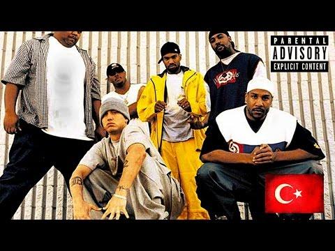 Eminem Ft D12 & 50 CENT  Rap Game