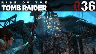Rise of the Tomb Raider #036 | Die Stadttore zerstören | Let's Play Gameplay Deutsch thumbnail