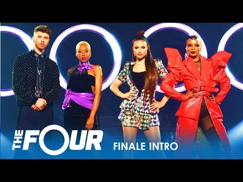 Download THE FINALE: The Four Finalist SMASHING Intro! | Finale | The Four