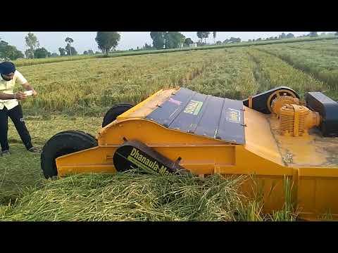 Sohal Agro Paddy Chopper