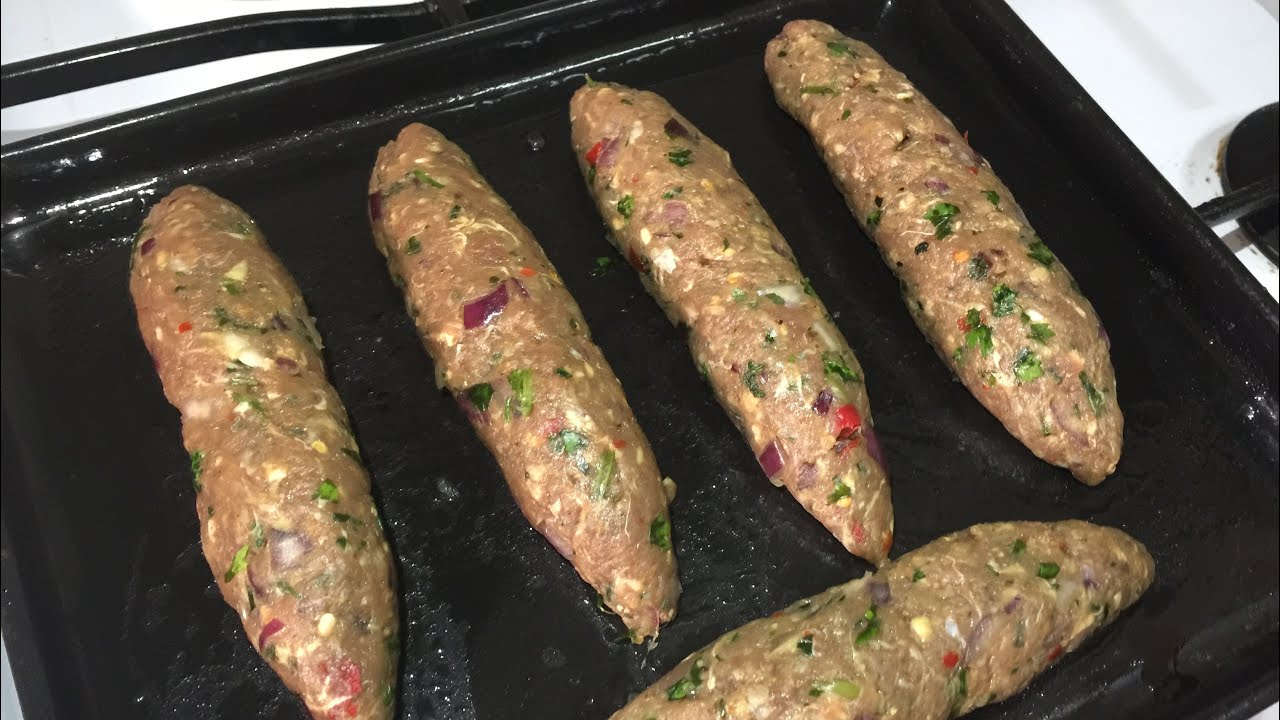 Quick and easy kebab recipe homemade seekh kabab in the oven quick and easy kebab recipe homemade seekh kabab in the oven kabab qatar ah o macaan forumfinder Gallery