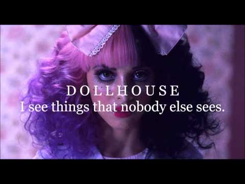 Dollhouse - Melanie Martinez (lyrics)