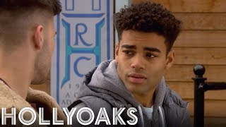 Hollyoaks: Romeo Supports Prince