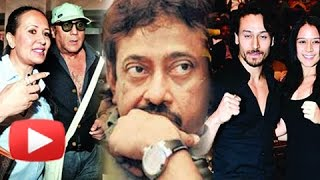 Jakie shroff, wife ayesha, daughter krishna slams ram gopal varma for tweets on tiger shroff