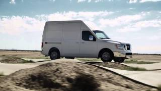 NCV Proving Grounds: Watch Nissan test its vans at the NCV Proving Grounds thumbnail