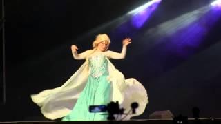 Concours Cosplay General Vendredi [Frozen] Japan Expo 2014 (Nikita & Annshella)