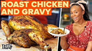 How To Make The Perfect Roast Chicken  Tasty