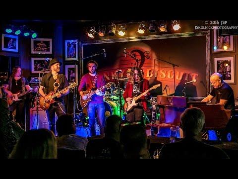 """""""Sweet Little Angel"""" Devon Allman Band on BRI TV"""