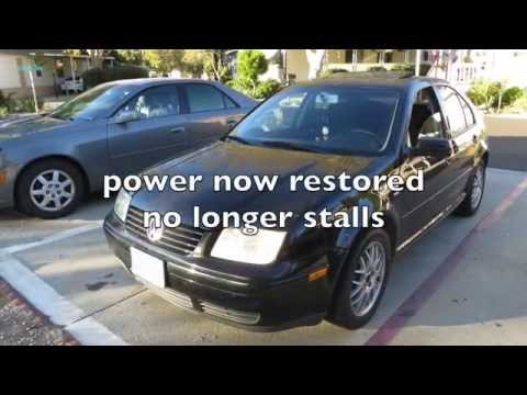 Jetta 1.8L Turbo Revive turbo Cleaner Treatment