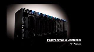"""FP7, il PLC Modulare """"Compatto"""" Panasonic"""