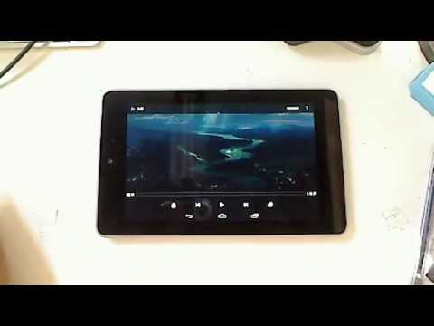 Streaming Movies To Your Nexus 7 Android From A UPNP Media Server