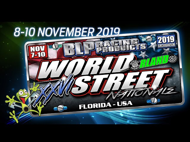 26th Annual World Street Nationals - Saturday part 2