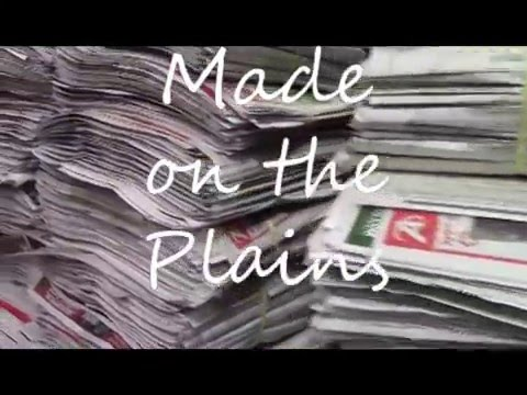 Made on the Plains: Newspapers