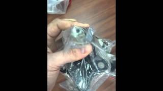 1400505180 Опора шаровая Geely CK + аналог(В данном видео предоставлены 4 варианта шаровых опор. Мой вам совет, не стоит экономить на запчастях, тем..., 2016-01-21T18:29:54.000Z)