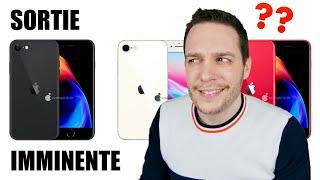 iPhone SE 2020 ou iPhone 9 : Sortie IMMINENTE ?