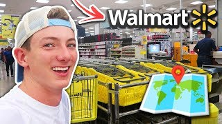 WALMART in a FOREIGN COUNTRY - Trying to Get Kicked Out (DOMINICAN REPUBLIC VLOG)
