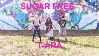 t ara 티아라 sugar free 슈가프리 gpk dance cover
