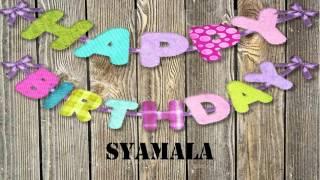 Syamala   wishes Mensajes