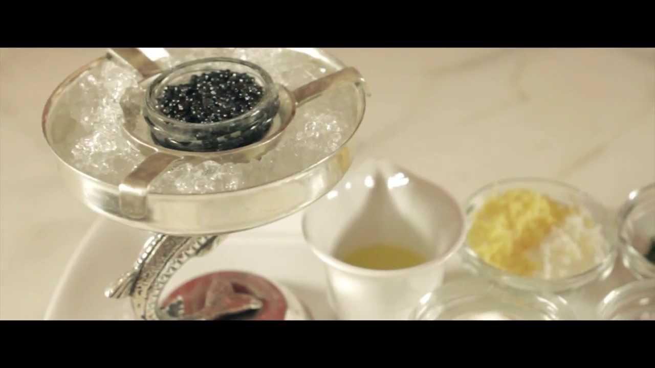 Russian Tea Room Tea Service