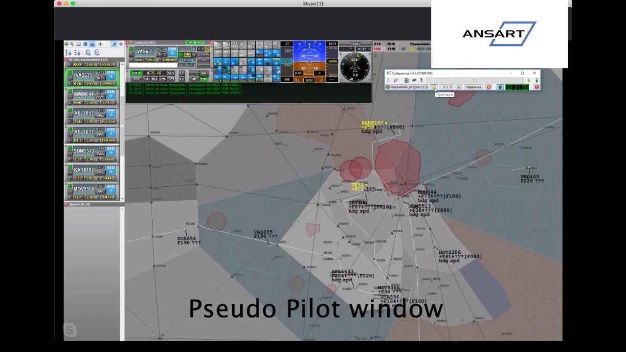Download ATC SIM: Episode 16 Pseudo Pilot Window Scenario Review