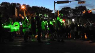 D20 Brass Band - Mexican Flyer @ HONK!TX 2014