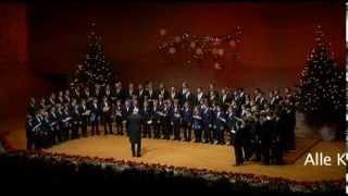 Domspatzen-Weihnachtskonzert 2013: Es ist ein Ros