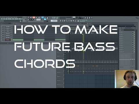 [Tutorial] How to make Future Bass: wobble chords