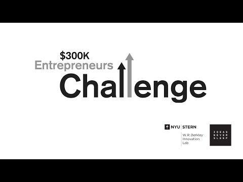 $300K Entrepreneurs Challenge: Final Pitch-Off and Awards Ceremony