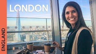 LONDON walking tour - City of London the cheap way