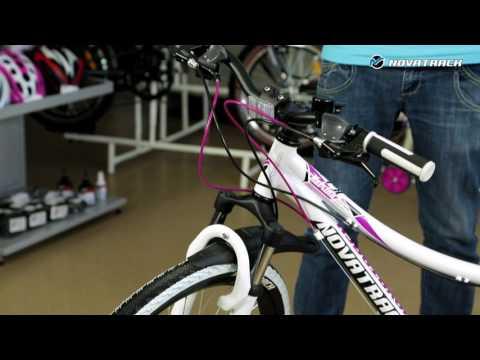 "Велосипед Novatrack Katrina 24"" 2017"