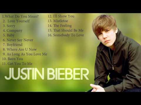 Những Bản Hit Của Justin Bieber