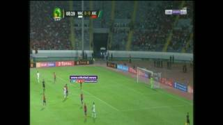 استحواذ مغربي وانكماش أهلاوي في أول 15 دقيقة.. فيديو