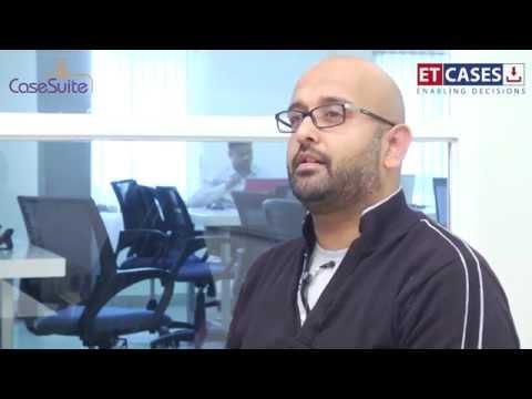 ET CASES CASE SUITE on IS INDIA GREENER FOR ENTREPRENEURS with Prashant Muddu, CEO & MD, Jocata