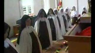 Carmelite Sisters of Samoa - Cardinal Pio