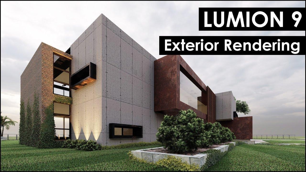 lumion 9 pro features