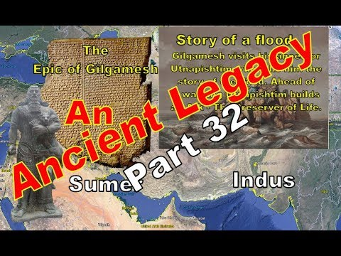 An Ancient Legacy Part 32 The Great Flood Similarities Symbols