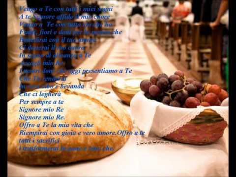 Accogli mio Re - Canto offertorio di Daniele Durante
