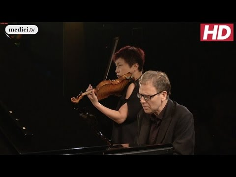 Kyung Wha Chung, Kevin Kenner - Sonata for Violin and Piano  - Franck: Verbier Festival 2016
