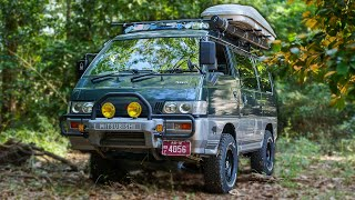 homepage tile video photo for I Traded the Adventure Bus for a JDM, RHD, 4x4, Turbo Van!!!