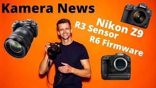 Kamera News - Nikon Z9, Canon …