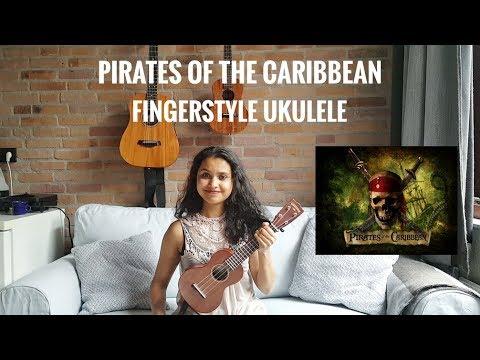 (+TABS) Pirates Of The Caribbean Theme - Fingerstyle Ukulele
