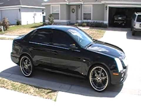 2006 cadillac sts on 22 s youtube 2006 Cadillac STS V8 Engine 2006 cadillac sts on 22 s