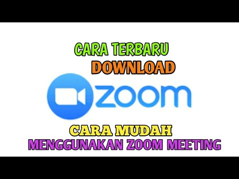 cara-menggunakan-zoom-meeting-terbaru