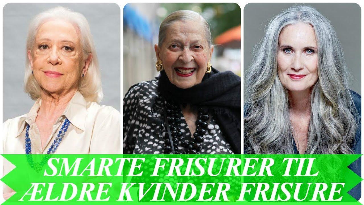 frisurer til ældre kvinder