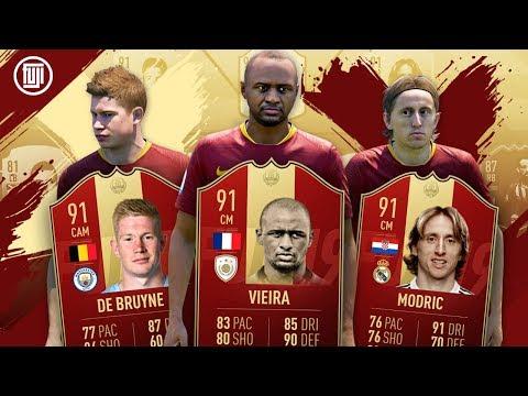 ELITE FUT CHAMPIONS SQUAD! PRIME VIEIRA! - FIFA 19 Ultimate Team